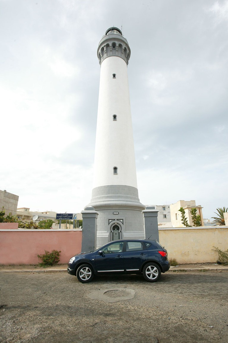 El Jadida lighthouse