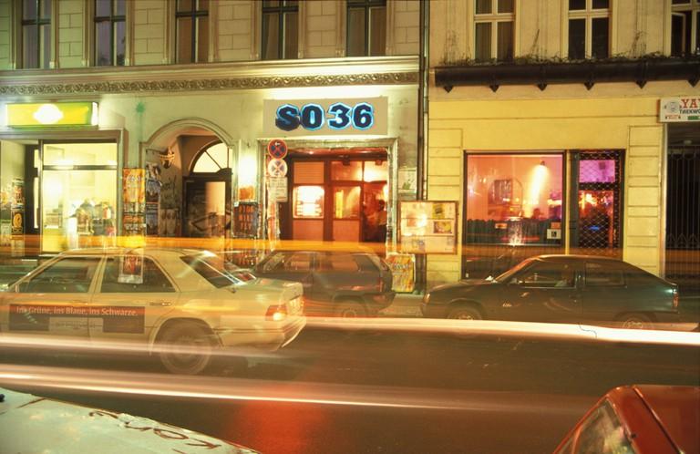 SO36 exterior