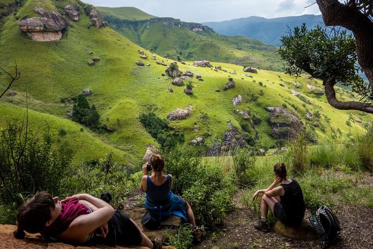South-Africa-adventure_Drakensberg