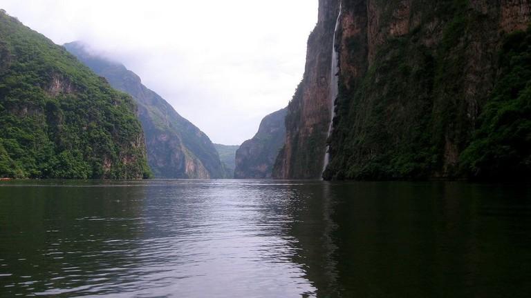 Sumidero Canyon / flickr