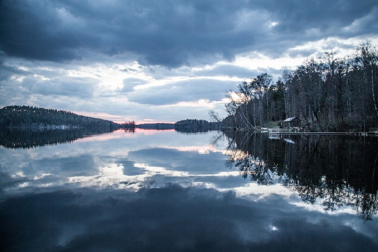 Lakes in Finland CC0 Pixabay