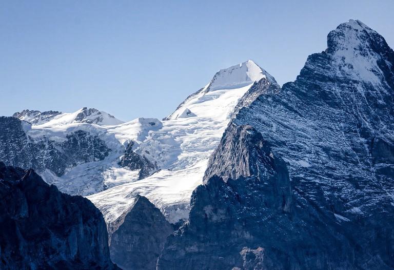 Eiger mountain, Switzerland