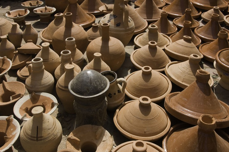 Moroccan tagines for sale
