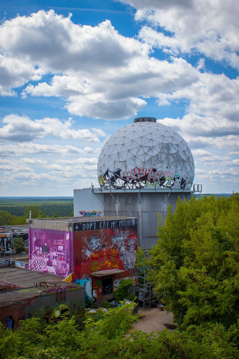 Teufelsberg | © Andy Hay / Flickr