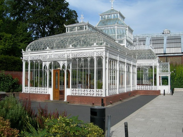 The Conservatory, Horniman Museum
