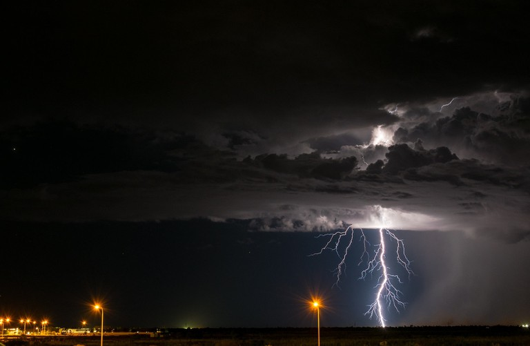 Thunderstorms on the Highveld