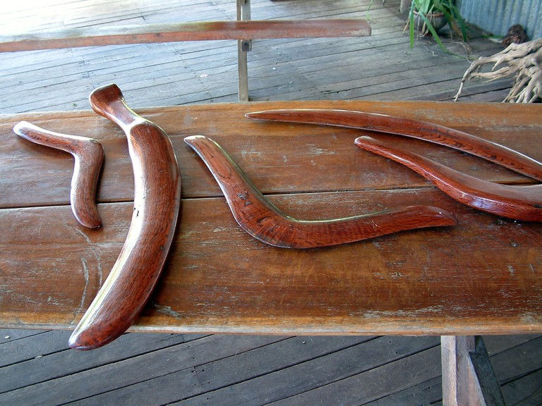 Types of boomerangs | Wikimedia Commons