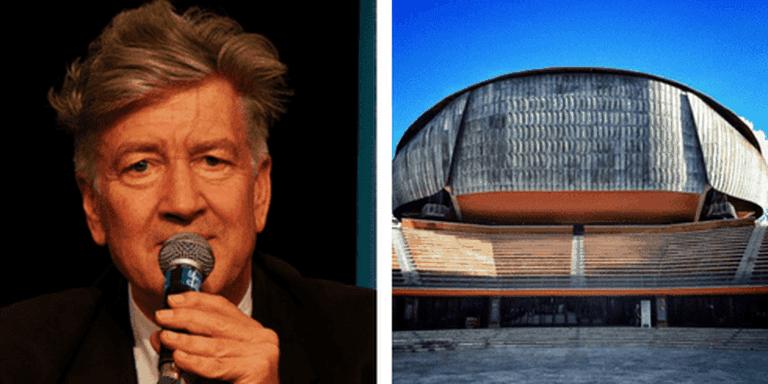 David Lynch | © Gabriel Marchi\Flickr, Auditorium | © matswaltin/Instagram