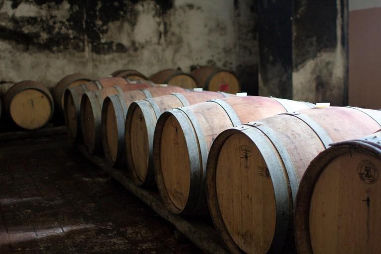 Wine barrels©Christian Haugen:Flickr