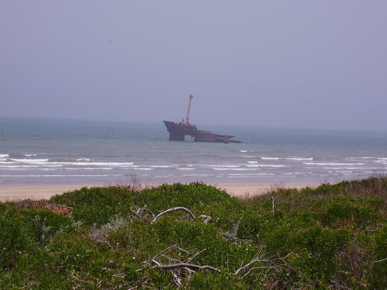 El Jadida wreck