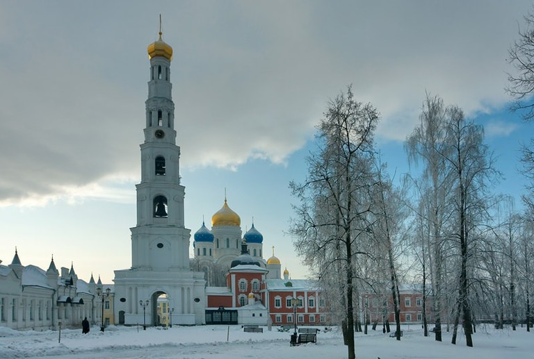 Николо-Угрешский монастырь. Колоко