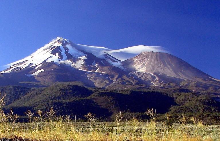 Mt. Shasta - Mt. Shastina, CA 8-28-13bΙ©Don Graham/Flickr