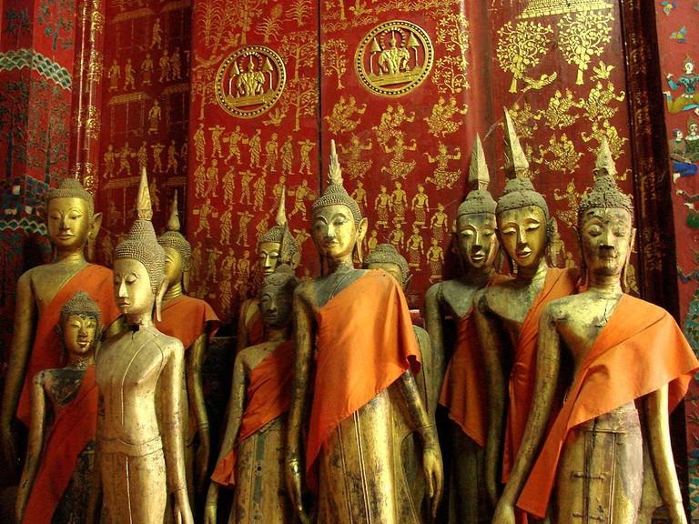 Wat Xieng Thong | ©Adam Jones Adam63/WikiCommons
