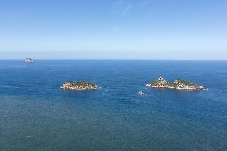 Ilhas das Tijucas | (c) Diego Baravelli/WikiCommons