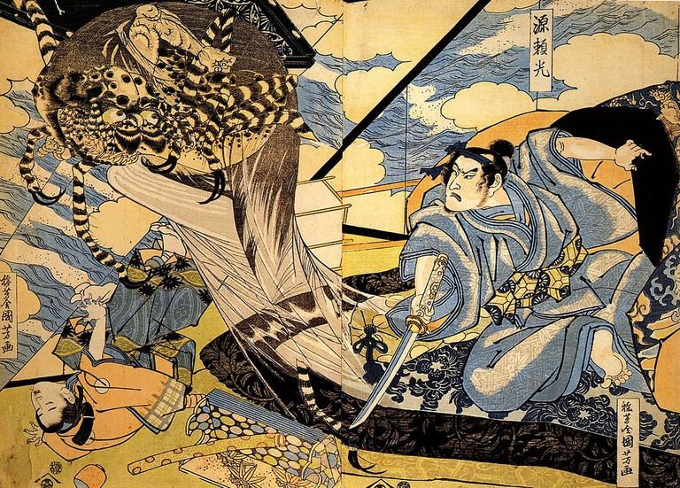 1024px-Kuniyoshi_Utagawa,_Minamoto_Yorimitsu_also_known_as_Raiko