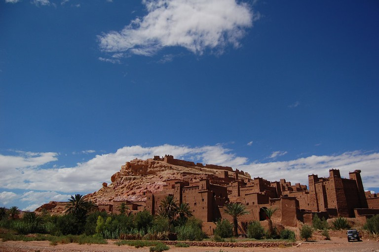 """<a href=""""https://www.flickr.com/photos/bachmont/1181955893/"""" rel=""""noopener"""" target=""""_blank"""">The majestic Ait Ben Haddou"""