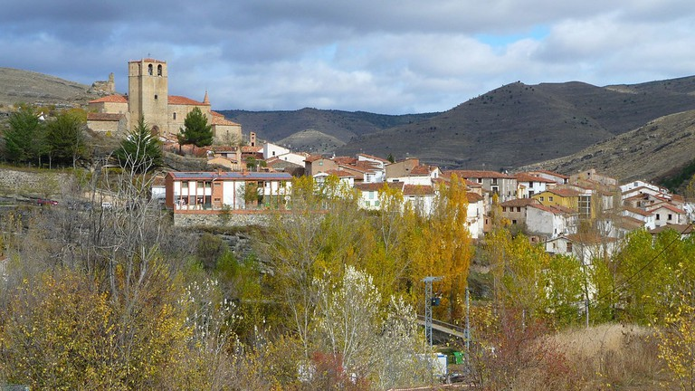 Enciso, La Rioja, Spain | ©BigSus / Wikimedia commons