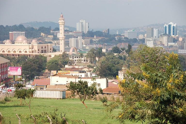 Kampala is a great city to experience Ugandan life