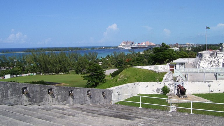 Nassau from Fort Charlotte