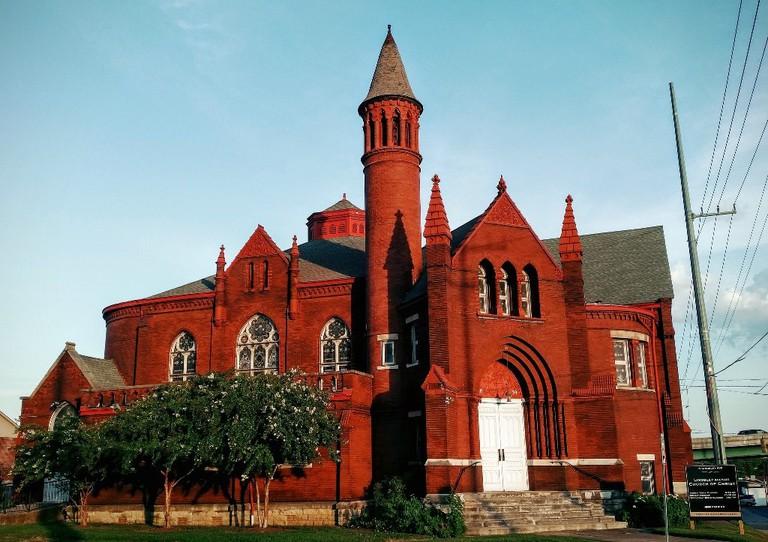 Lindsley Avenue Church of Christ in Nashville