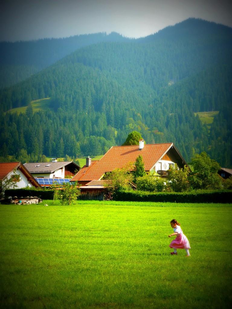 Oberammergau summer