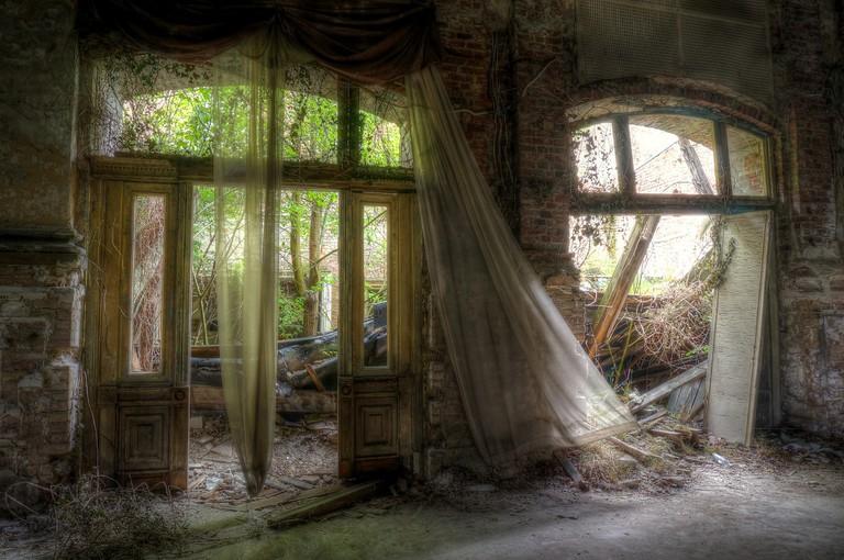 Abandoned Ballroom (2)