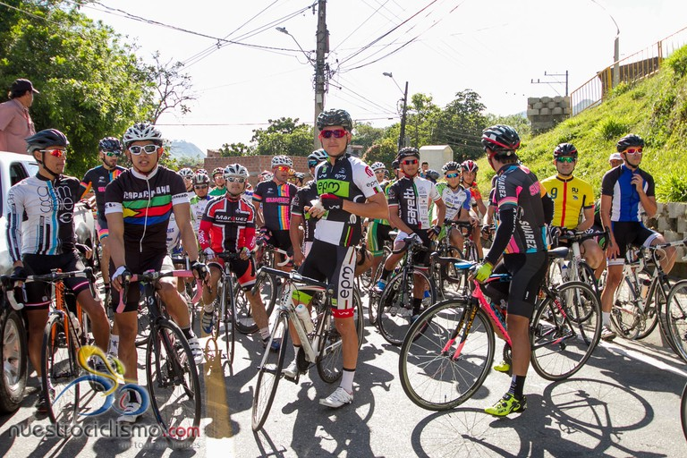 Colombians love cycling almost as much as football