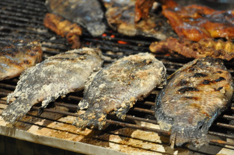 Grilled Fish | © Shankar S/Flickr