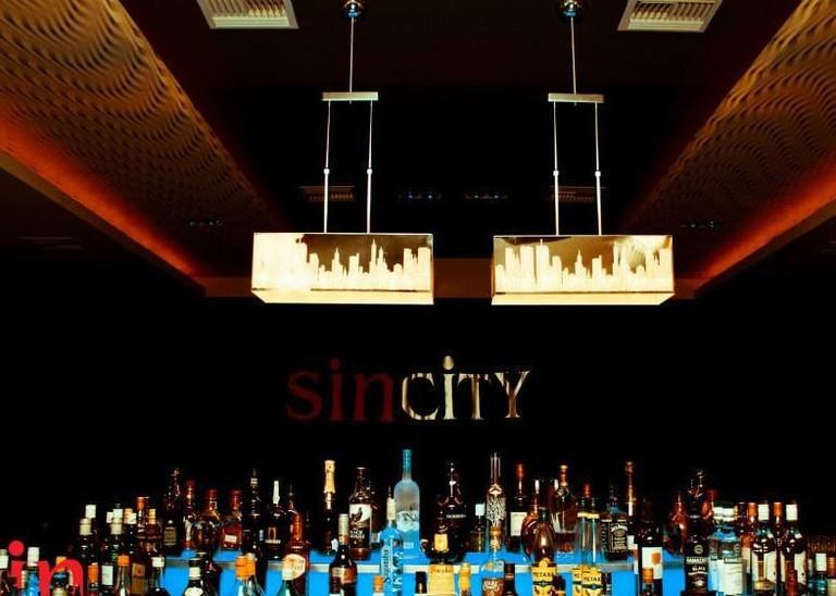 Courtesy of Sin City Bar