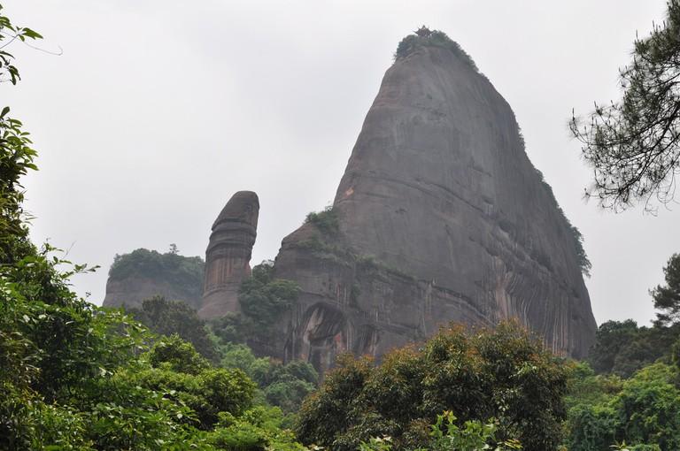 Mount Danxia