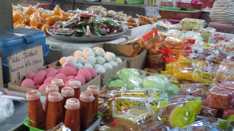 Local market, Prae
