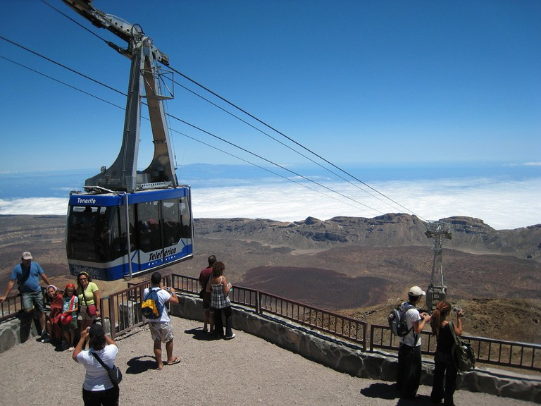 Mount Teide   © excitingextravaganza / Flickr