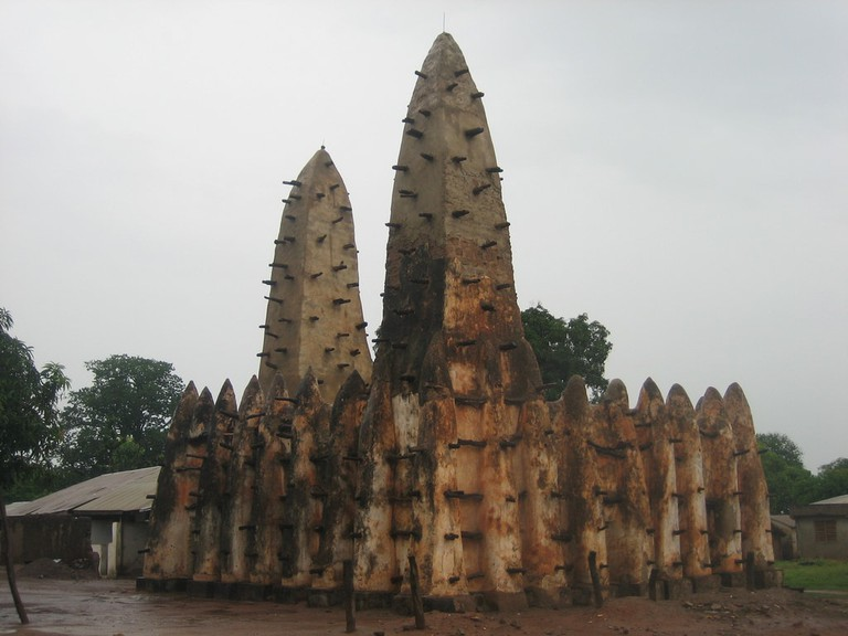 Mosque in Northern Ghana