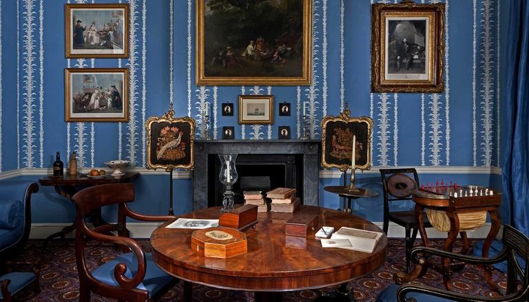 1830_Clapham drawing room