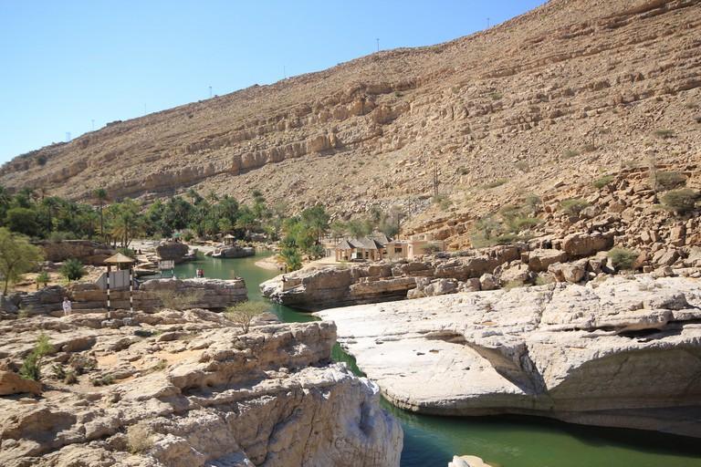 Wadi Bani Khalid © Riyadh Al Balushi