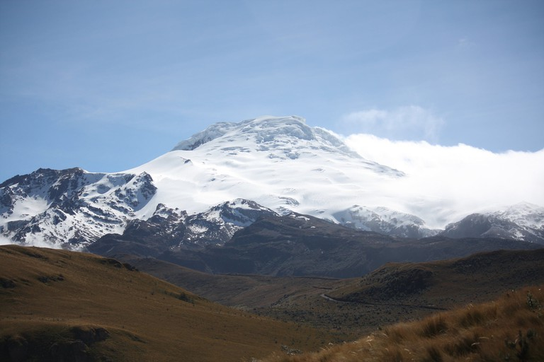 Mount Cayambe National Park