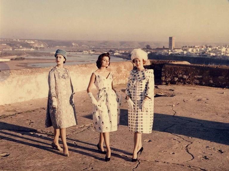 Models in Rabat
