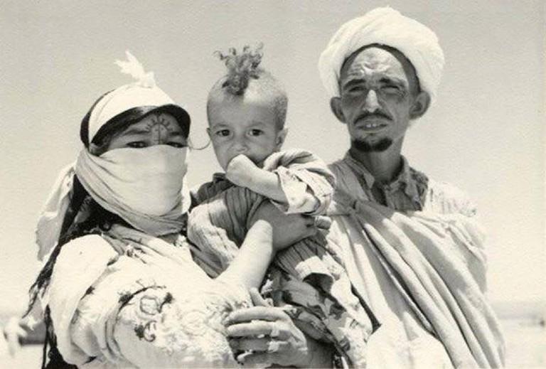 Berber couple