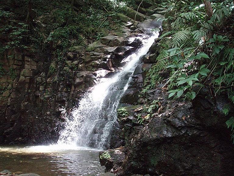 Enbas Saut Waterfall