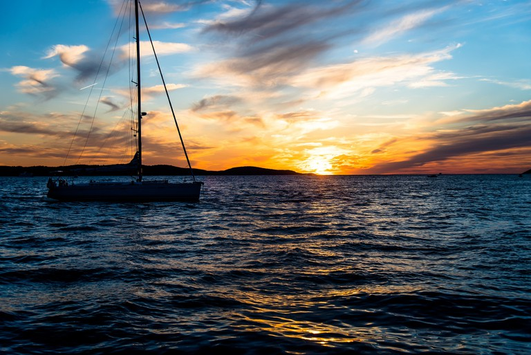 Sailing in Croatia | © Kamil Porembinski/Flickr