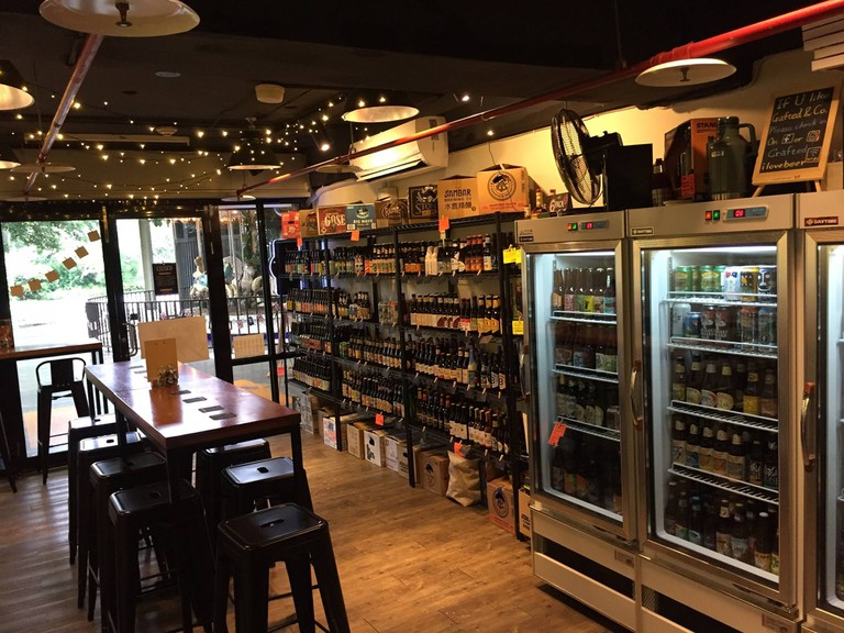 Craft beer paradise at Crafted