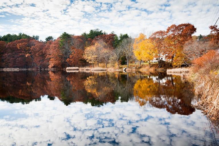 Winnegance, Maine