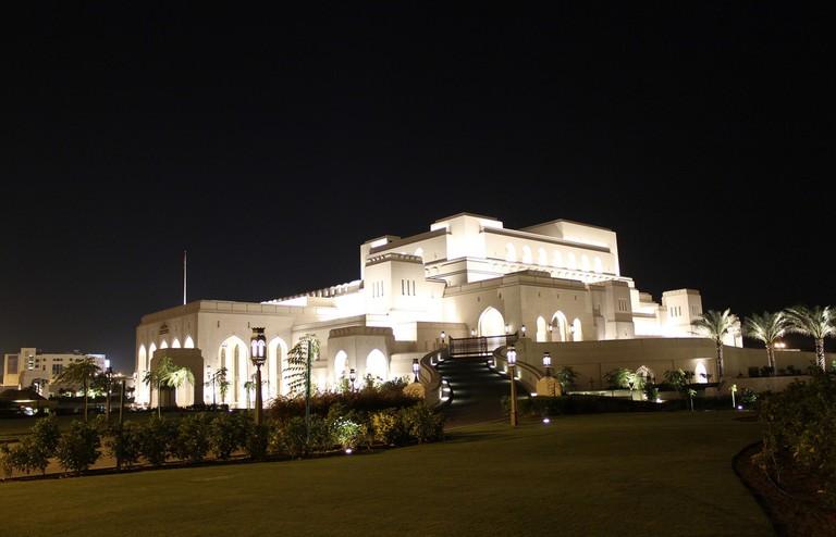 Opera Royal House