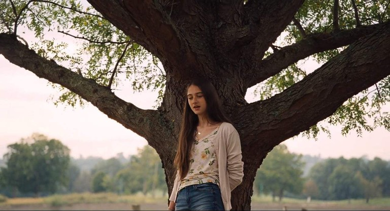 Raffey Cassidy in The Killing of a Sacred Deer
