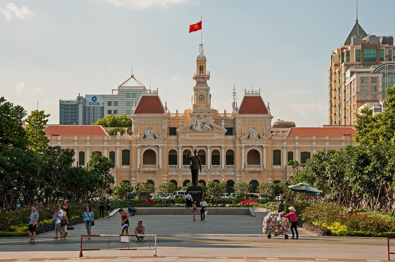 Ho Chi Minh City, where old meets new | © bvi4092/Flickr