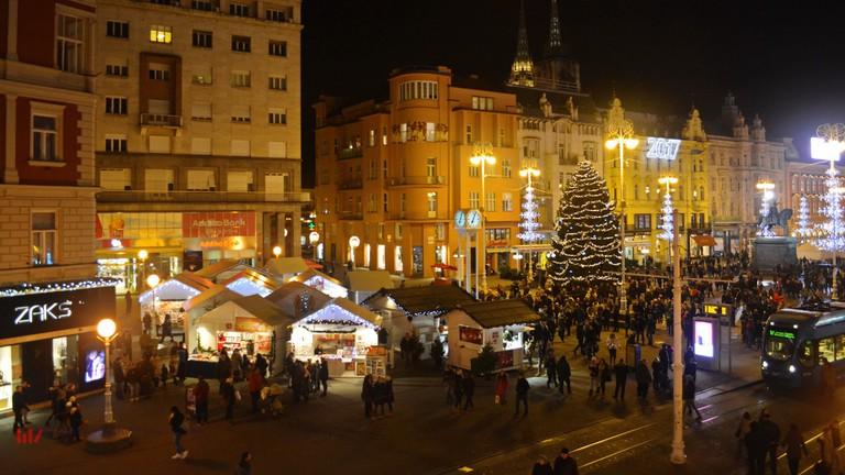 Zagreb Advent | © Miroslav Vajdic/Flickr