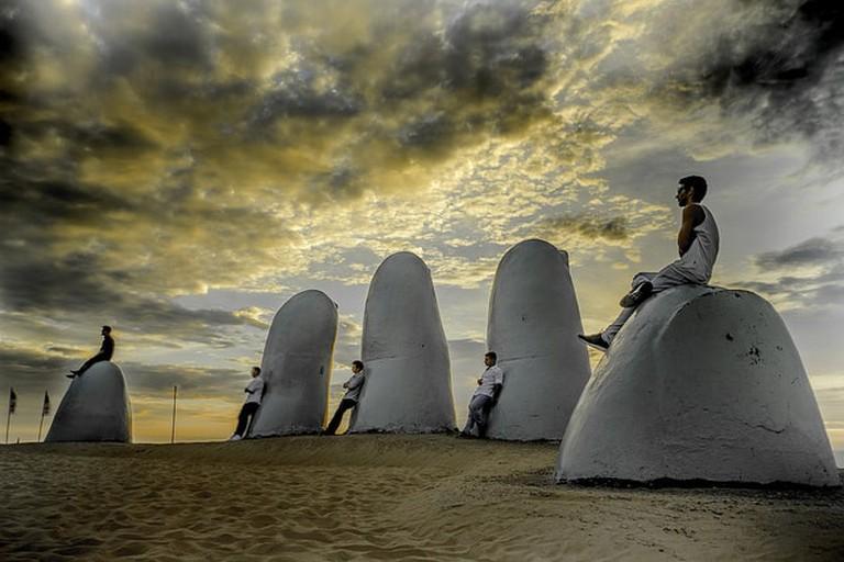 The Hand, Punta del Este