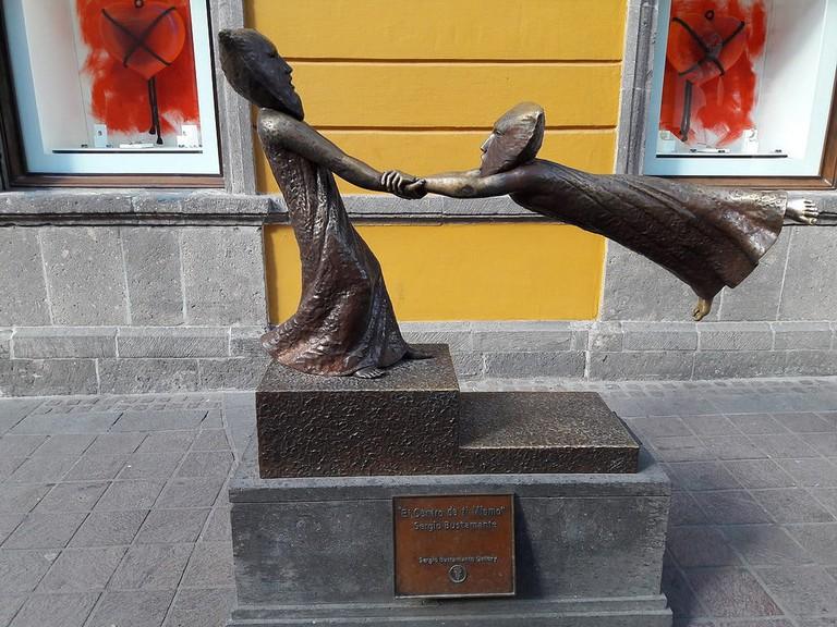 Tlaquepaque sculpture