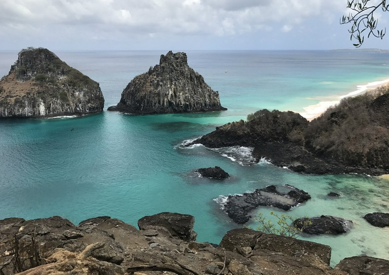 Fernando de Noronha is one of the best places to dive in Brazil