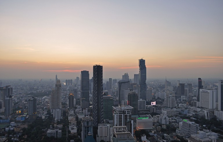 You're only likely to be affected for one day - and there's so much more to see in Bangkok